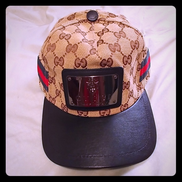 Gucci Accessories - Gucci unisex hat 9a2190c394f4